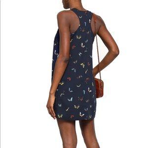 Joie Butterfly Print Peri Dress